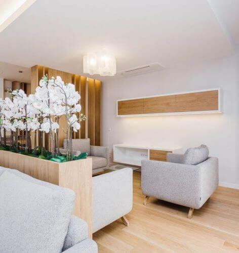 Ремонт трьохкімнатної квартири 60 м.кв