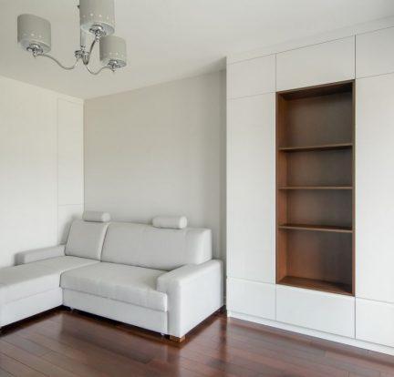 Ремонт однокімнатної квартири 57 м.кв фото 11-3