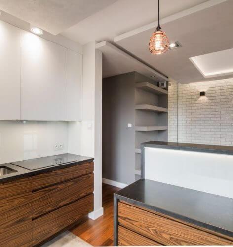 Двухкомнатная квартира 60 м.кв