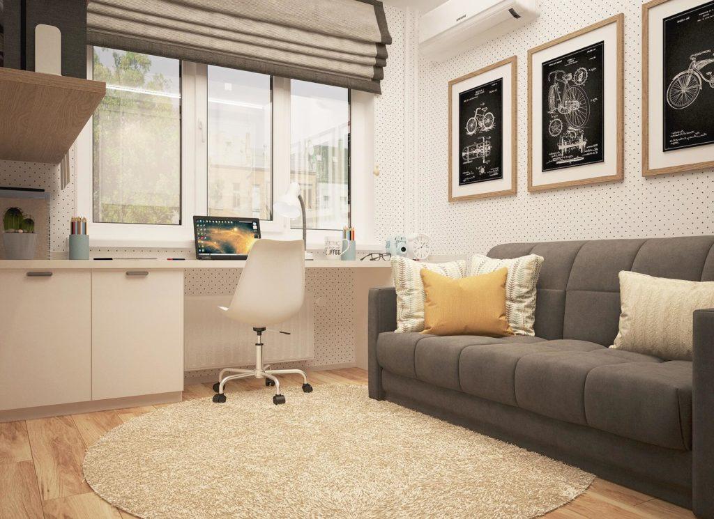 дизайн підліткової кімнати