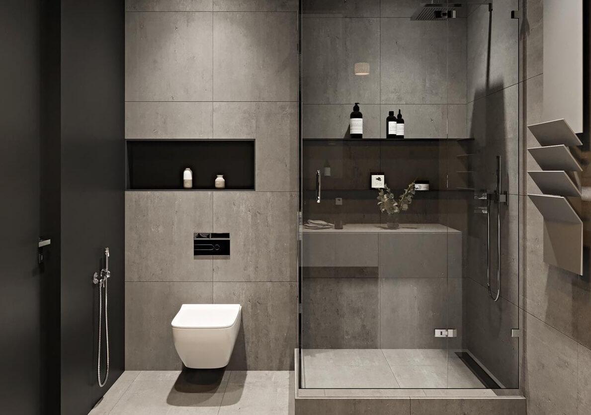 інтер'єр ванни