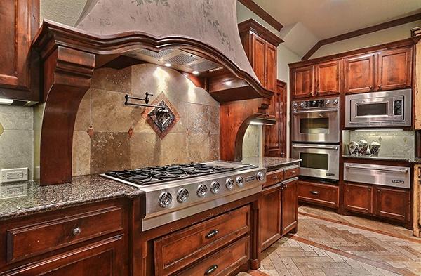 Дизайн кухонної кімнати