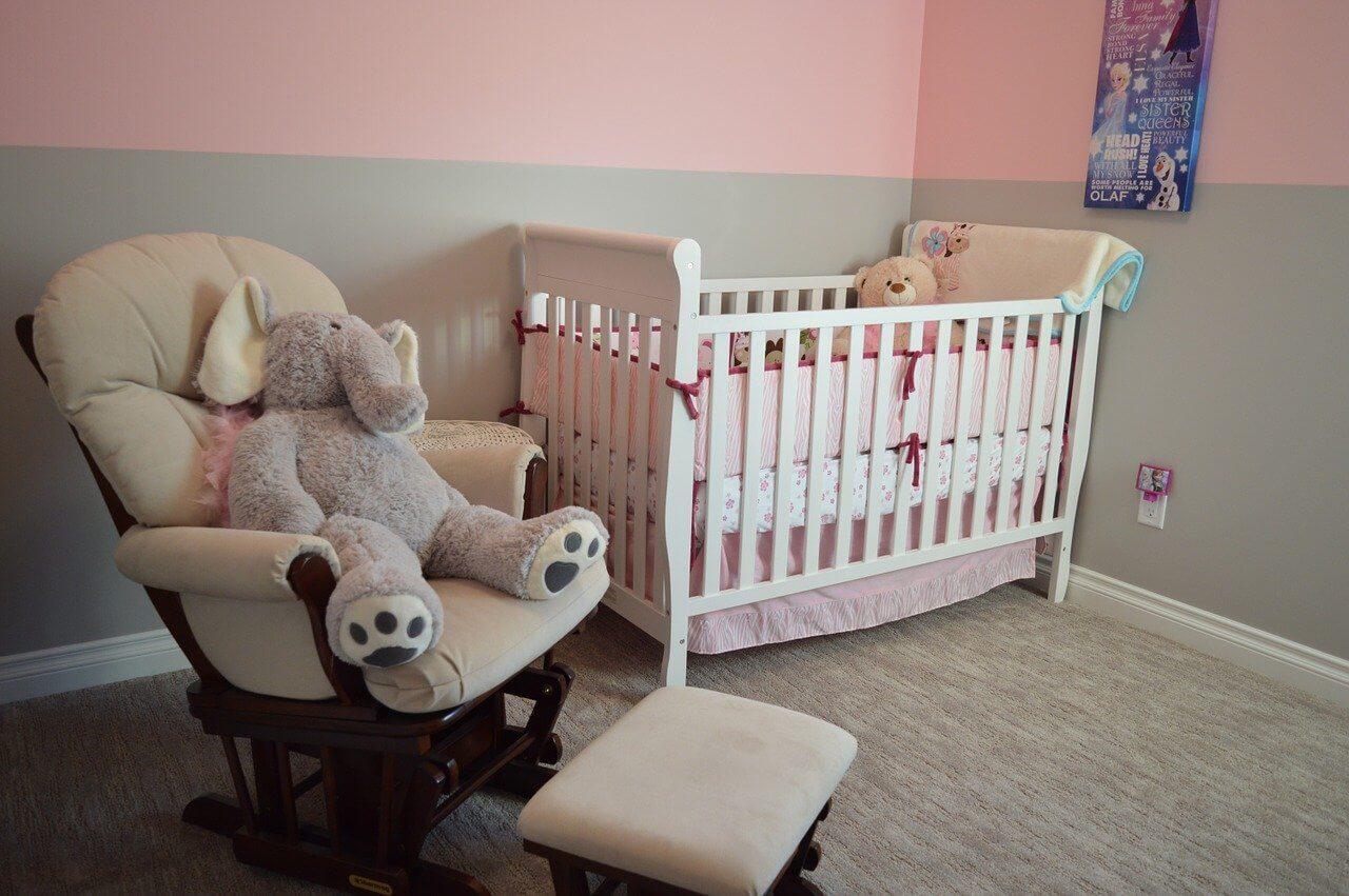 дизайн однокімнатної квартири з дитиною