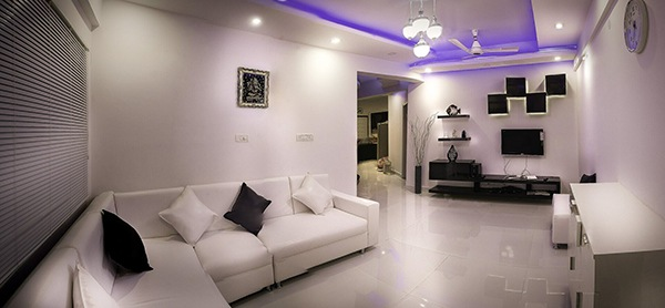 Дизайн однокімнатної квартири