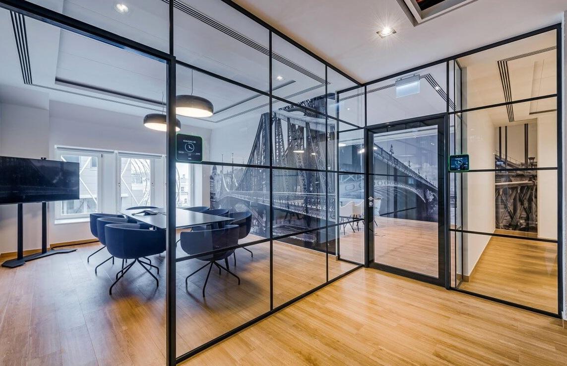 Дизайн офісного кабінету