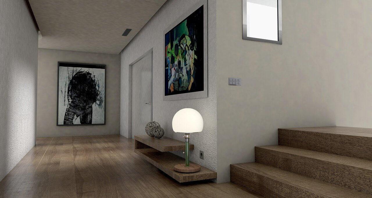 Ремонт коридору в будинку