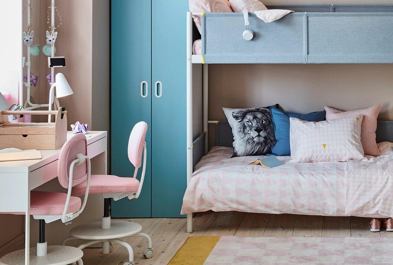 спальня для дівчинк