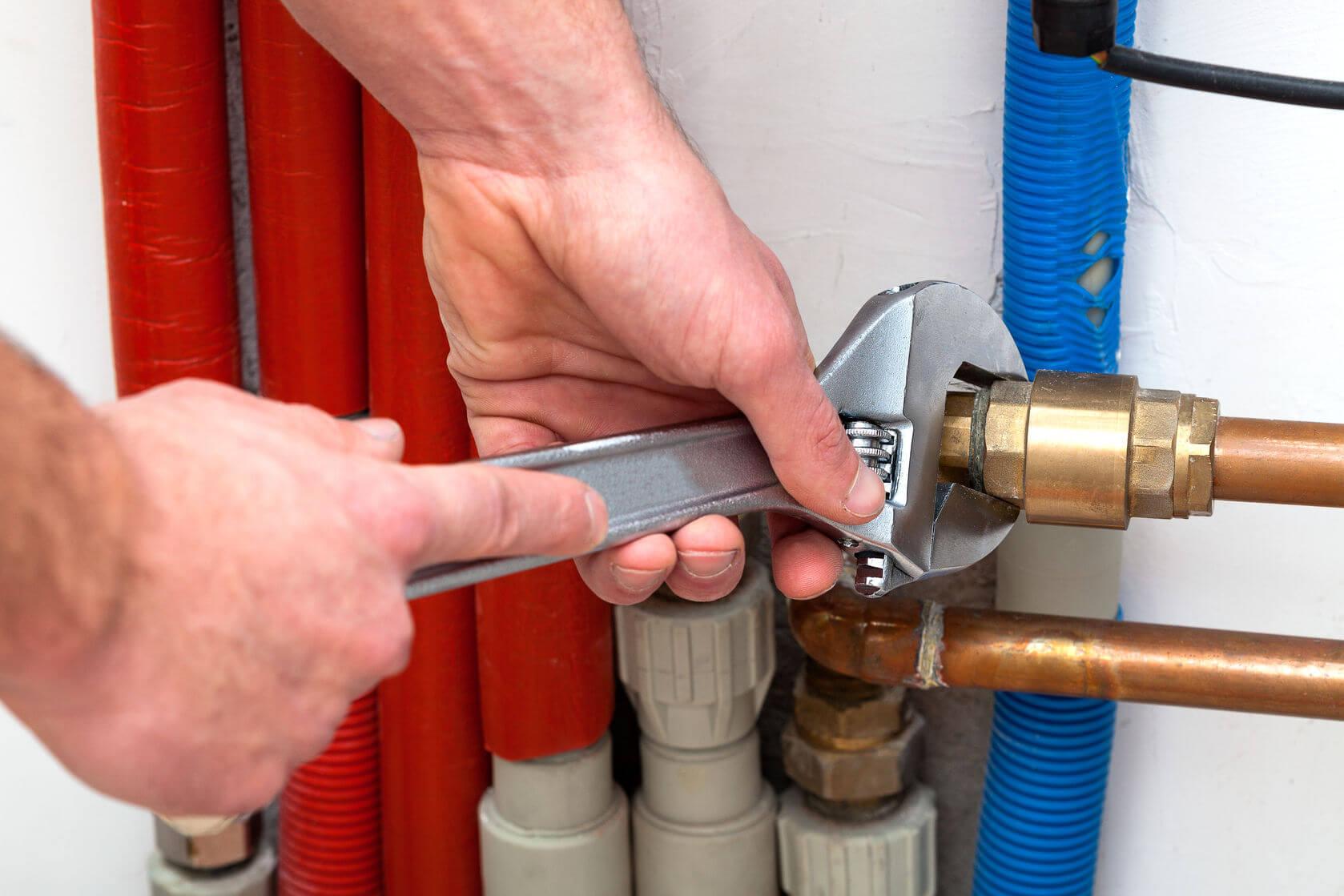 заміна труб водопостачання