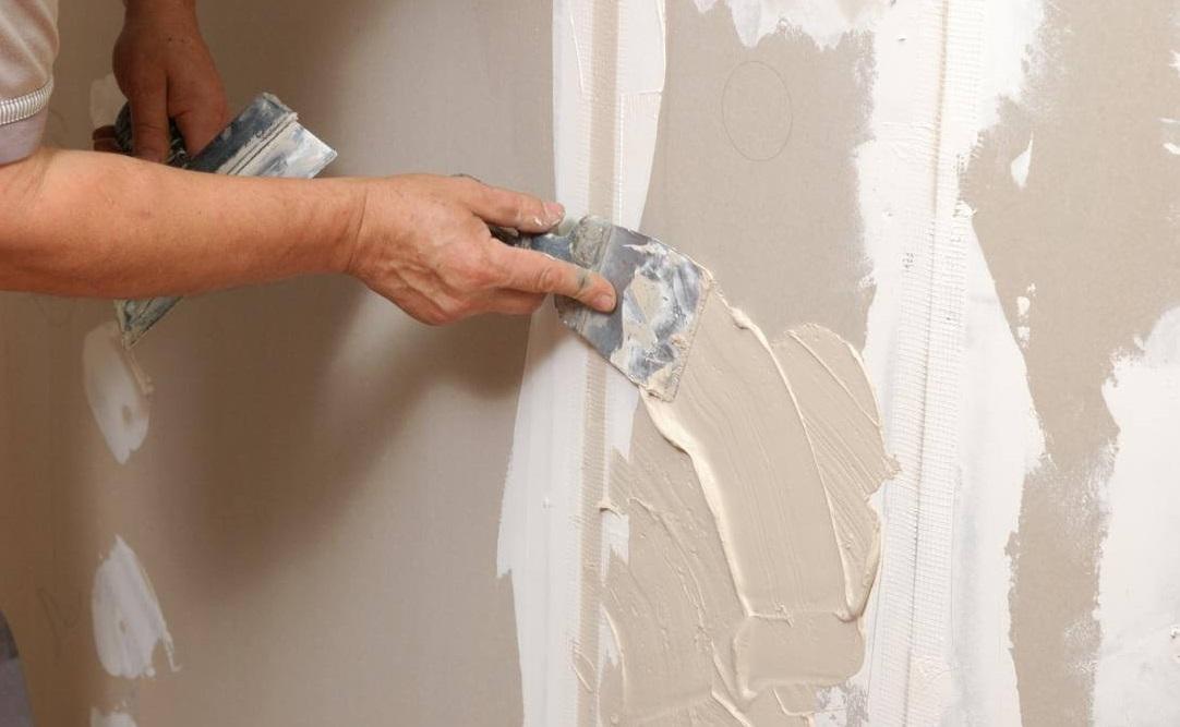 вартість шпаклювання стін