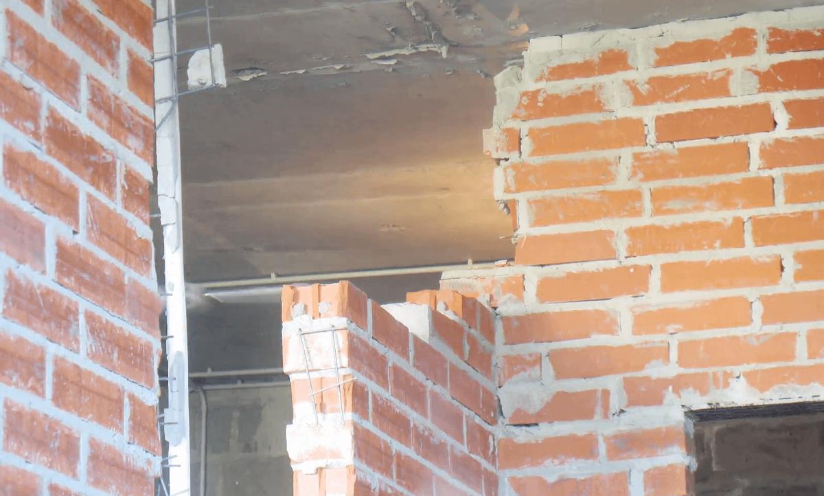 демонтаж цегляної стіни ціна
