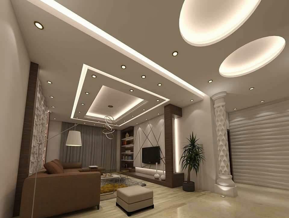 Дизайн підвісних стель