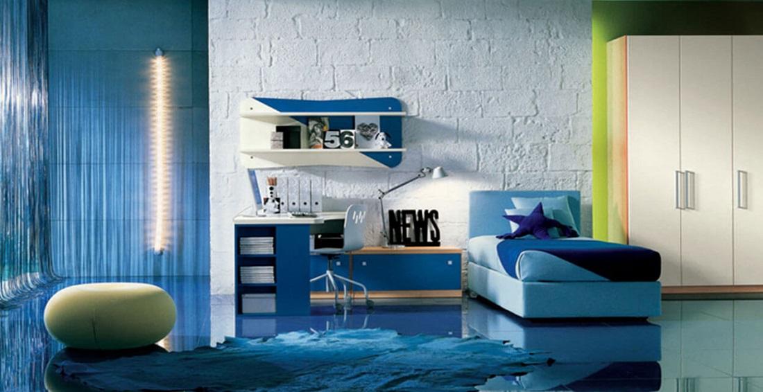 дизайн кімнати для підлітка хлопця