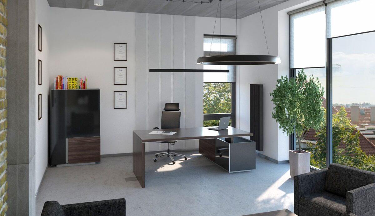 дизайн кабінету керівника