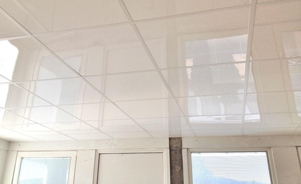підвісні стелі
