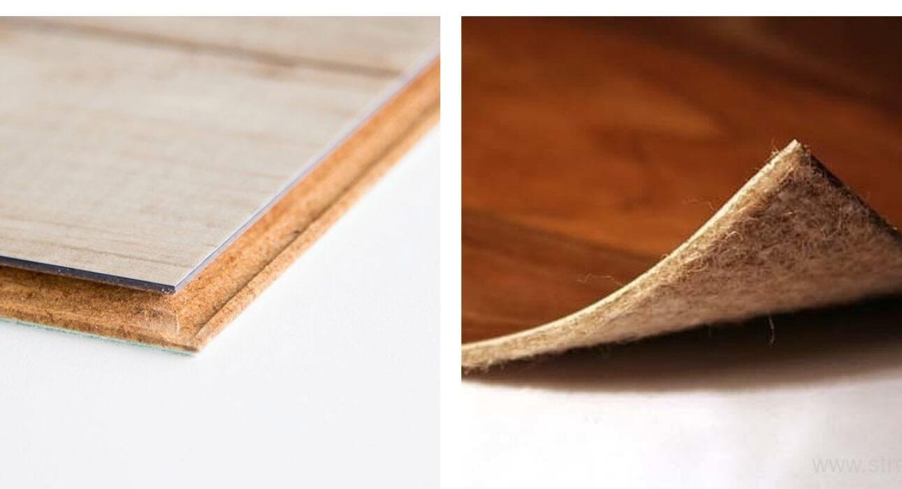 підлогові покриття у розрізі